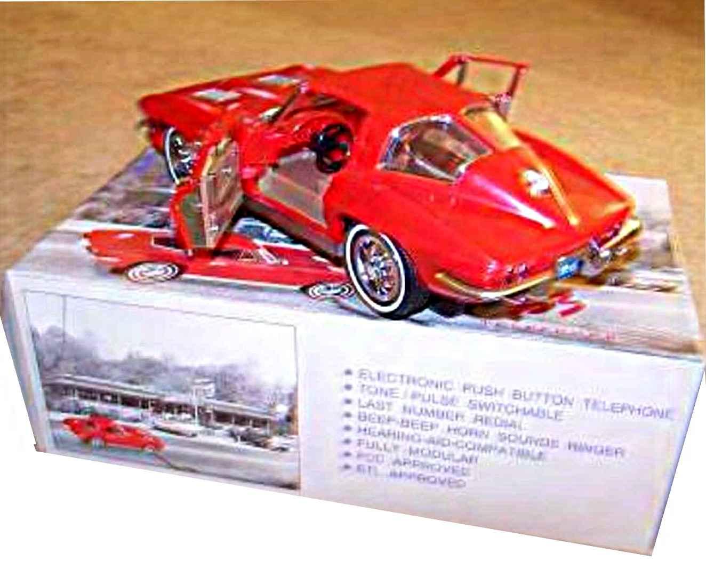 1963 Corvette RED Phone MIB